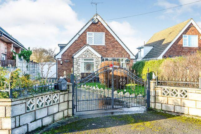 Thumbnail Detached house for sale in Rhewl Fawr Road, Penyffordd, Holywell, Flintshire