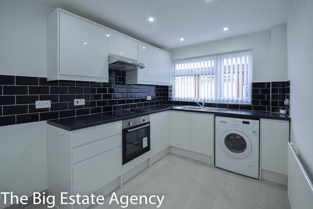 Thumbnail Terraced house to rent in Upper Bryn Road, Connah's Quay, Deeside