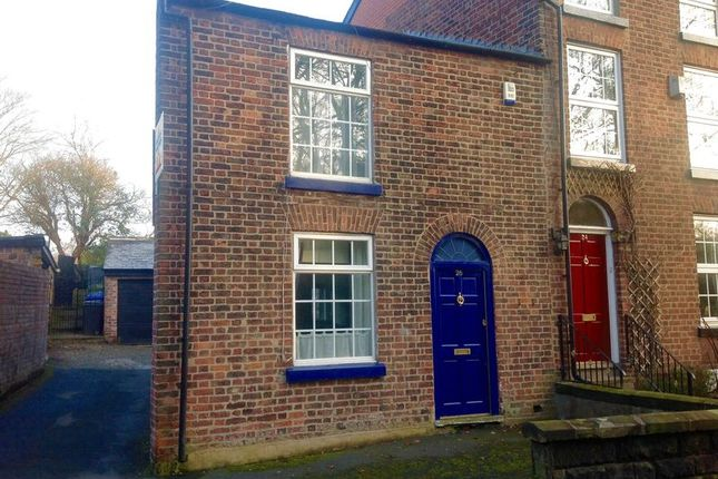 Thumbnail Terraced house to rent in Eagle Brow, Lymm