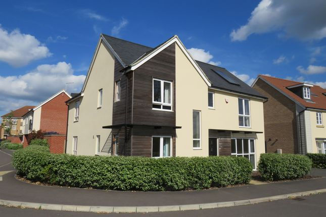 Thumbnail Detached house for sale in Towpath Avenue, Northampton