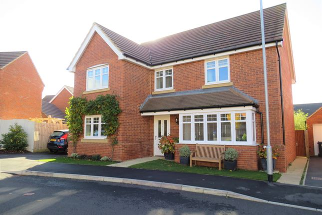 Thumbnail Detached house for sale in Bounds Close, Long Buckby, Northampton