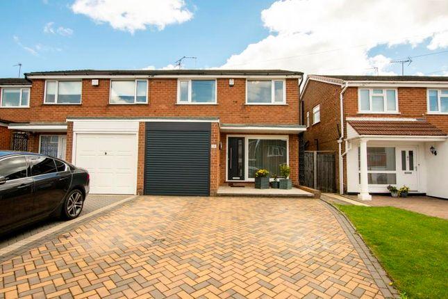 3 bed semi-detached house for sale in Jasmin Croft, Kings Heath, Birmingham B14