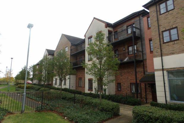 Thumbnail Flat to rent in Maida Vale, Monkston Park, Milton Keynes