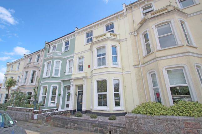 Thumbnail Terraced house for sale in Stuart Road, Stoke, Plymouth