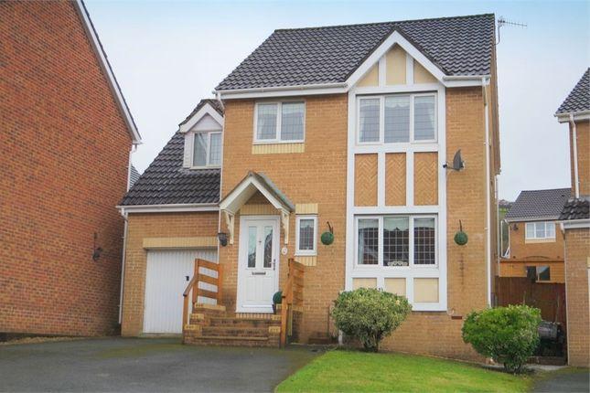 Thumbnail Detached house for sale in Gartholwg, Cwmfelin, Maesteg, Mid Glamorgan