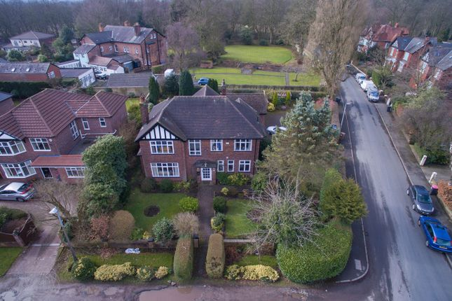 Thumbnail Detached house for sale in Longley Drive, Worsley, Manchester