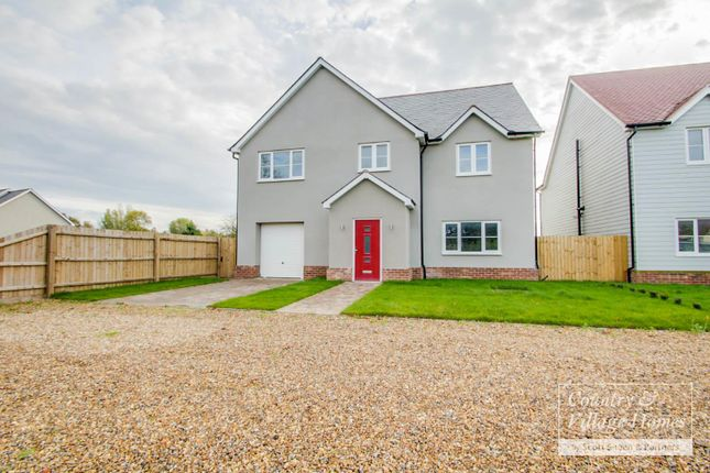 Thumbnail Detached house for sale in Heath Road, Tendring, Clacton-On-Sea