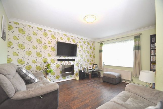 Thumbnail Semi-detached house for sale in Moss Green Road, Berryhill, Stoke-On-Trent