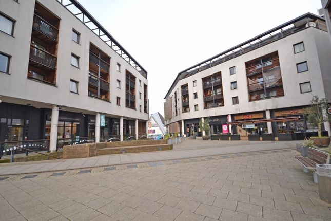 Thumbnail Flat to rent in Priory Place, Coventry