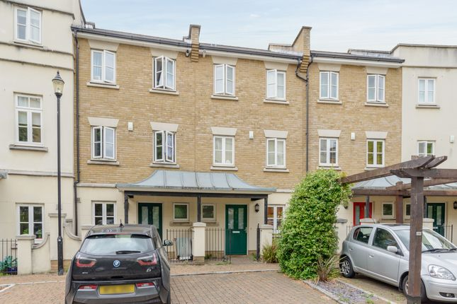 Thumbnail Town house to rent in Dudley Mews, Herne Hill