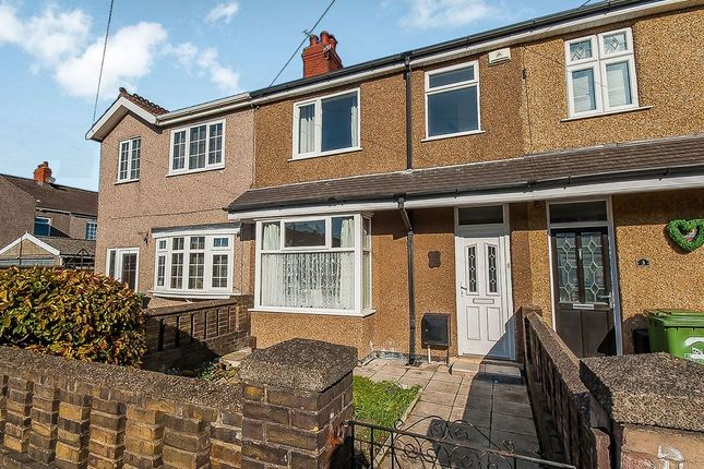Thumbnail Terraced house for sale in Huddleston Road, Grimsby