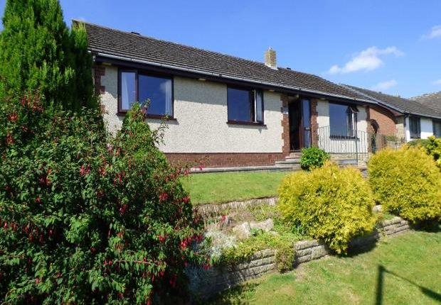 Thumbnail Detached bungalow for sale in Sarkfoot Road, Gretna, Dumfries And Galloway