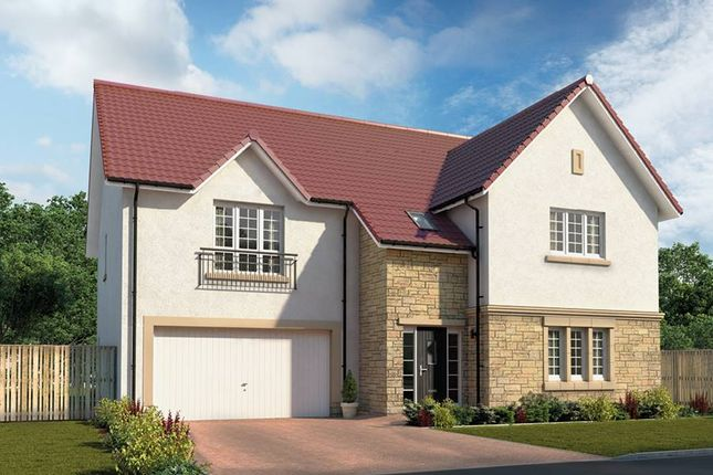 """Thumbnail Detached house for sale in """"The Moncrief"""" at Nerston, East Kilbride"""