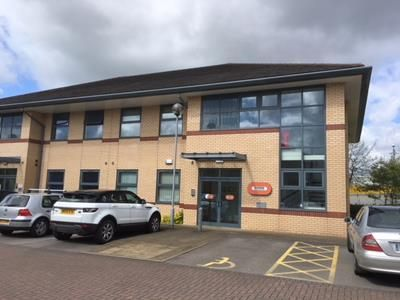 Thumbnail Office to let in Unit 2 Riverside 2, Campbell Road, Stoke On Trent, Staffordshire