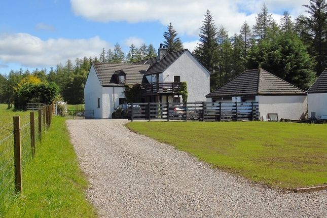 Thumbnail Detached house for sale in Culbokie, Black Isle