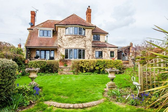 Thumbnail Property for sale in Mill Road, Whitfield, Country House With 2 Acres