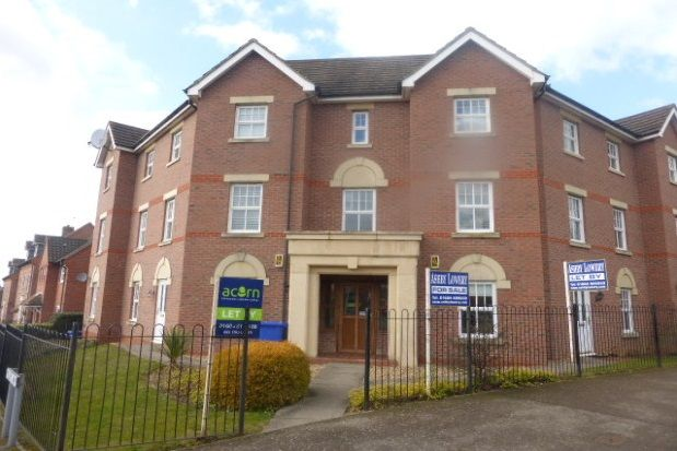 Thumbnail Flat to rent in Wake Way, Grange Park, Northampton