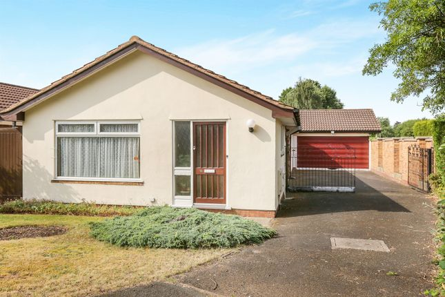 Thumbnail Detached bungalow for sale in Millwalk Drive, Pendeford, Wolverhampton