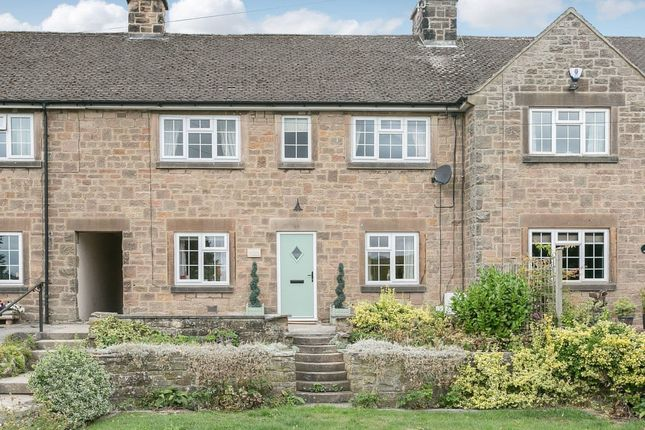 Thumbnail Cottage for sale in Bakewell Road, Baslow, Bakewell