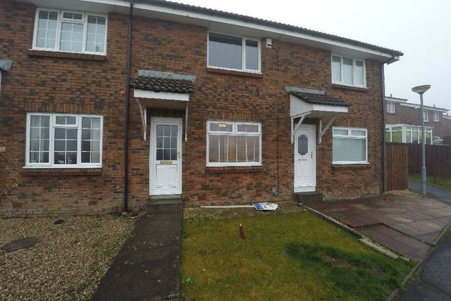 Thumbnail Terraced house to rent in Keswick Road, East Kilbride, Glasgow