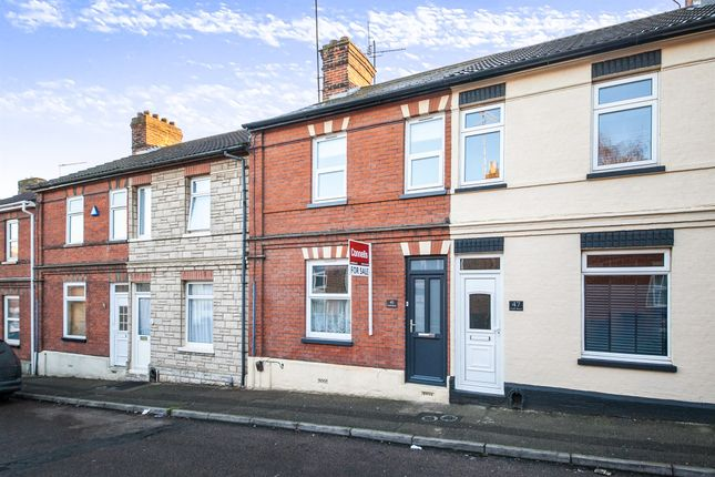 Thumbnail Terraced house for sale in Croft Street, Ipswich