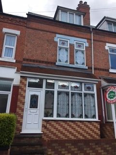 Thumbnail Terraced house for sale in Grove Road, Birmingham