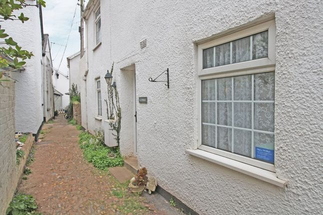 Thumbnail End terrace house for sale in Quay Lane, Lympstone, Exmouth