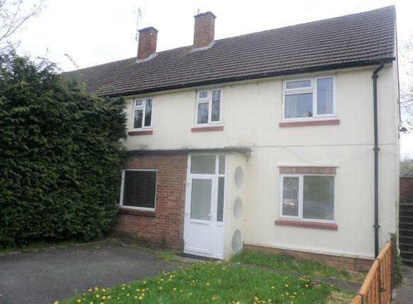Thumbnail Maisonette to rent in Coniston Crescent, Burnham