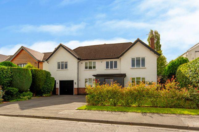 Thumbnail Detached house for sale in Hollies Drive, Edwalton