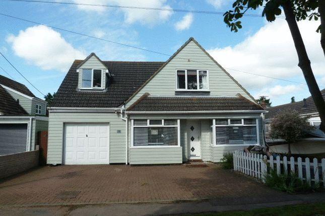 Thumbnail Detached house for sale in Fairhaven Avenue, West Mersea, Colchester