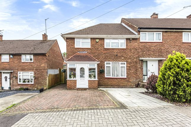 Thumbnail End terrace house for sale in Amherst Drive, Orpington