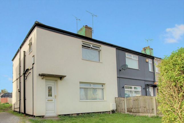 Thumbnail Semi-detached house for sale in Crompton Road, Bilsthorpe, Newark