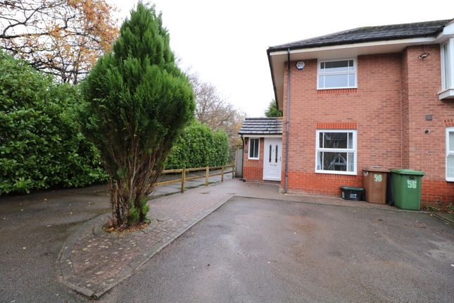 1 bed end terrace house to rent in Charterhouse Drive, Solihull B91