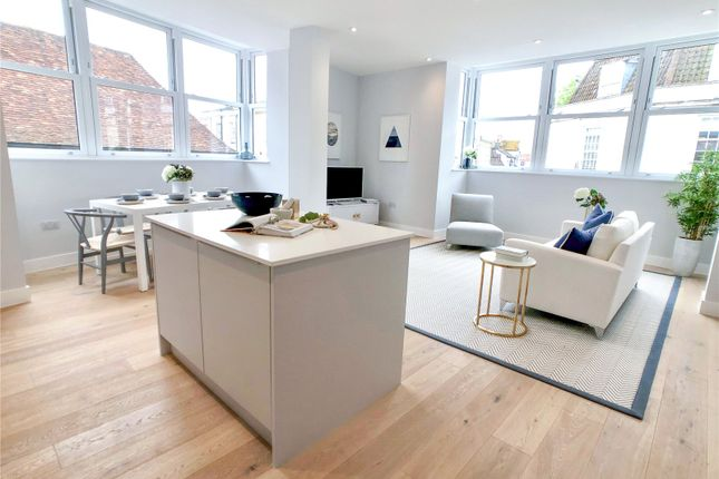 Thumbnail Flat for sale in Chequers House, 2 New Street, Salisbury, Wiltshire