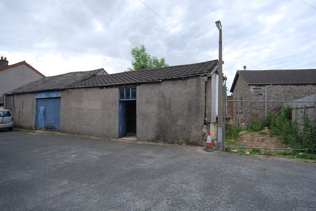 Thumbnail Industrial for sale in Land At Yarwell, Ulverston Road, Dalton-In-Furness