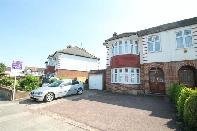 Thumbnail Semi-detached house for sale in Farm Road, London