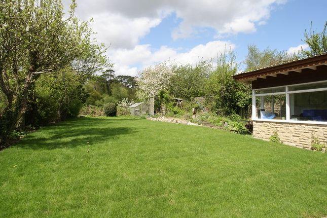 Rear Garden of Durrants Road, Rowland's Castle PO9