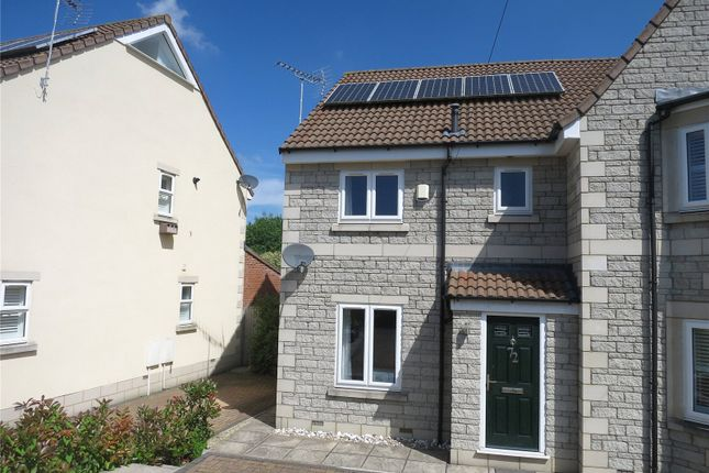 Thumbnail Semi-detached house to rent in Holly Lodge Road, Fishponds, Bristol