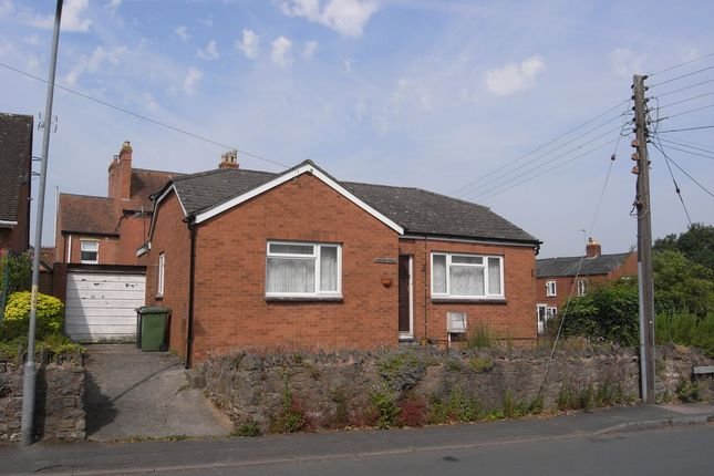 Thumbnail Detached bungalow for sale in Woodleigh Road, Ledbury