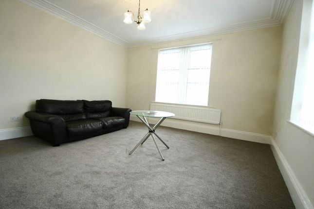 Thumbnail Maisonette to rent in Meldon Terrace, Heaton, Newcastle Upon Tyne