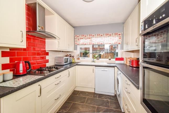 Kitchen of Wellington Street, Syston, Leicester, Leicestershire LE7