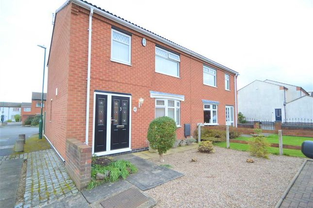 3 bed semi-detached house for sale in Garrett Grove, Clifton, Nottingham