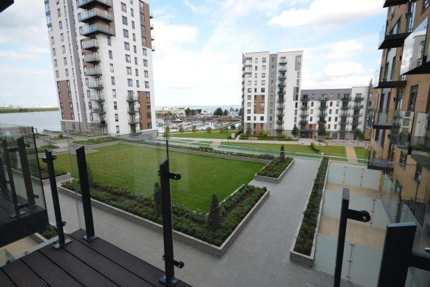Thumbnail Flat to rent in Peninsula Quay, Gillingham