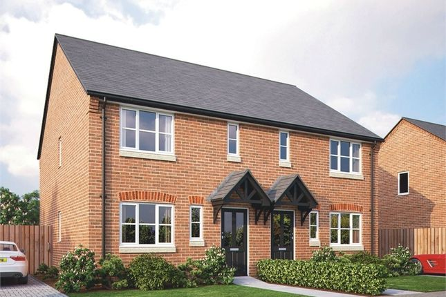 Thumbnail Semi-detached house for sale in Spence Lane, Huncote, Leicestershire