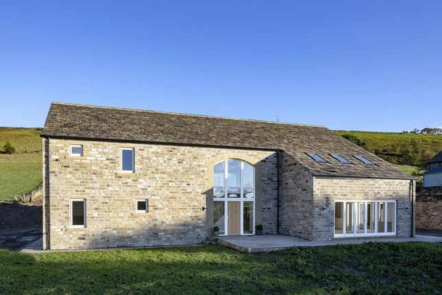 Thumbnail Detached house for sale in Bank View, Hill House Road, Holmfirth