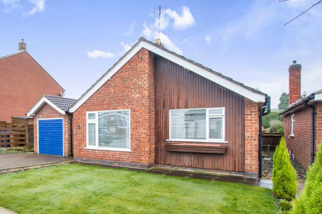 2 bed detached bungalow for sale in Arnolds Crescent, Newbold Verdon, Leicester