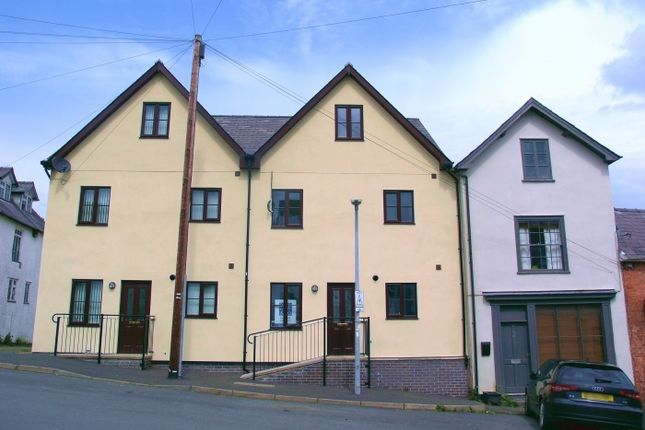 Thumbnail Semi-detached house for sale in Market Street, Knighton