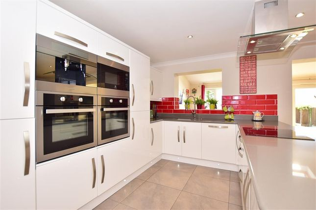 Thumbnail Detached house for sale in Forge Lane, Upchurch, Sittingbourne, Kent