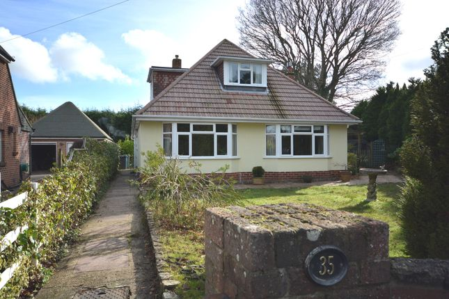 Thumbnail Detached house for sale in Wallace Road, Broadstone