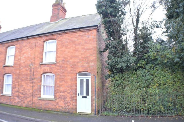 Thumbnail End terrace house to rent in St. Andrews Street, Heckington, Sleaford